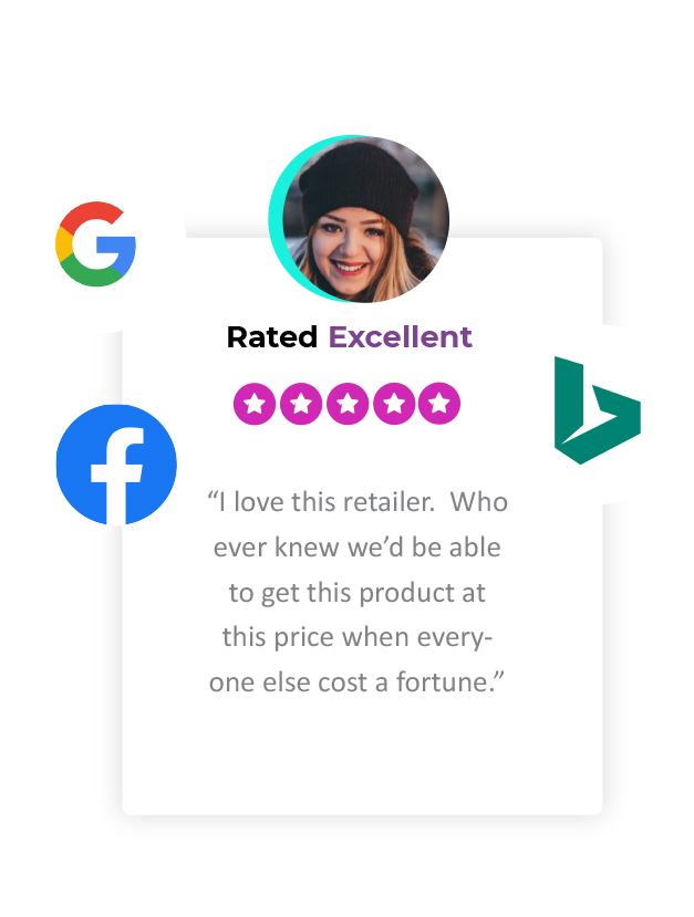 seller ratings card